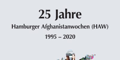 25. Hamburger Afghanistanwoche (HAW)