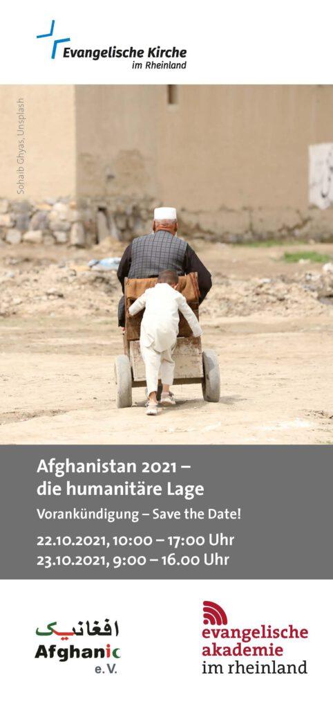 Afghanistan Tagung 2021 in Bonn